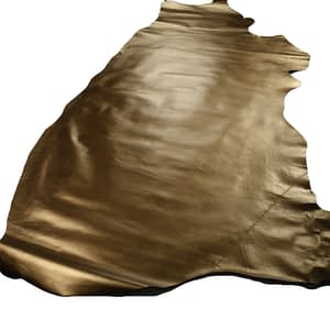 Gold Cowhide Sides