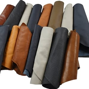 Genuine Leather Scraps