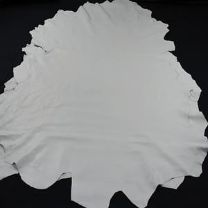 White Sheepskin