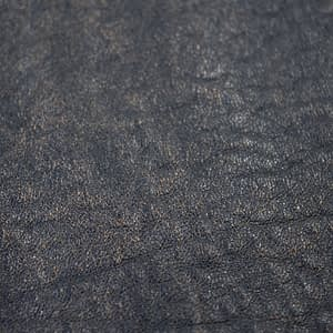 Distressed leather hides